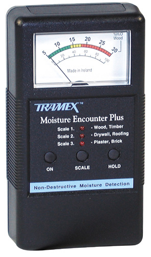 Tramex Moisture Encounter Plus Tramex Moisture Encounter Plus, Humidimètre (non destructif)