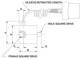 Dimensions Capteurs de couple R55 Series